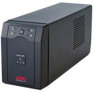 Источник бесперебойного питания Smart-UPS SC 420VA APC (SC420I)