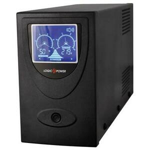 Источник бесперебойного питания KL650VA LCD (AVR) USB LogicPower (00001454)