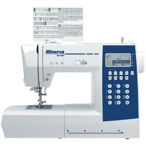 Швейная машина Minerva MC350С