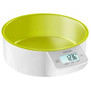 Весы кухонные Sencor SKS 4004 GR (SKS4004GR)