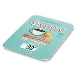 Весы кухонные BEURER KS 19 Breakfast (4211125704032)