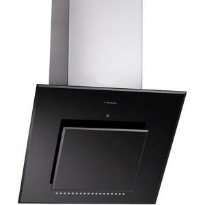 Вытяжка кухонная PYRAMIDA HES 30 (D-600 MM) BLACK /AJ