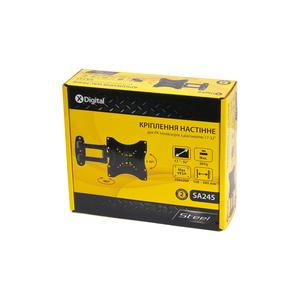 Кронштейн X-DIGITAL STEEL SA245 Black