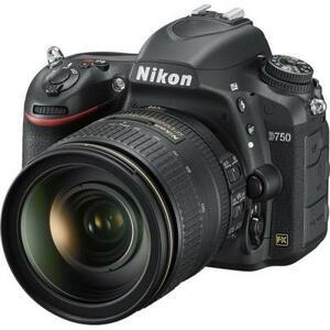 Цифровой фотоаппарат Nikon D750 24-120 Kit (VBA420K002)