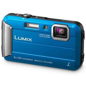 Цифровой фотоаппарат PANASONIC DMC-FT30EE-A Blue (DMC-FT30EE-A)