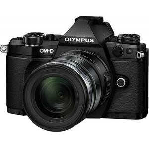 Цифровой фотоаппарат OLYMPUS E-M5 mark II 14-150 II Kit black/black (V207043BE000)