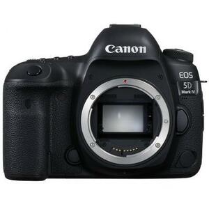 Цифровой фотоаппарат Canon EOS 5D MK IV body (1483C027AA)