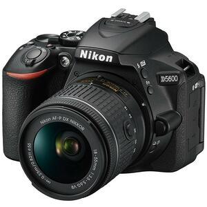 Цифровой фотоаппарат Nikon D5600 AF-P 18-55 VR Kit (VBA500K001)
