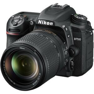 Цифровой фотоаппарат Nikon D7500 18-140VR Kit (VBA510K002)