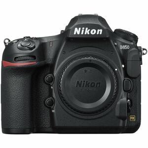 Цифровой фотоаппарат Nikon D850 body (VBA520AE)