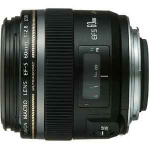 Объектив EF-S 60mm f/2.8 macro USM Canon (0284B007)