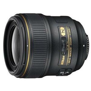 Объектив Nikon Nikkor AF-S 35mm F1.4G (JAA134DA)