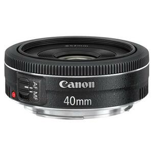 Объектив Canon EF 40mm f/2.8 STM (6310B005)