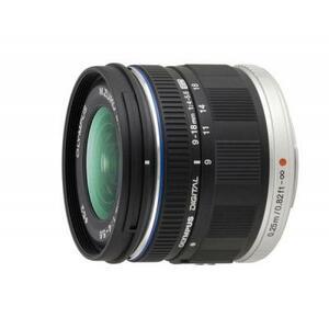 Объектив OLYMPUS EZ-M918 ED 9-18mm 1:4.0-5.6 Black (N3850192)
