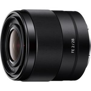 Объектив SONY 28mm f/2.0 для камер NEX FF (SEL28F20.SYX)