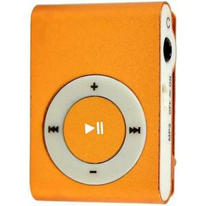 mp3 плеер TOTO Without display&Earphone Mp3 Orange (TPS-03-Orange)