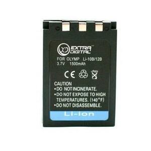 Аккумулятор к фото/видео EXTRADIGITAL Olympus LI-10B, Li-12B, DB-L10 (BDO2536)