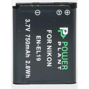 Аккумулятор к фото/видео PowerPlant Nikon EN-EL19 (DV00DV1305)