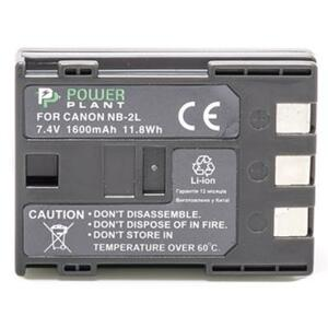 Аккумулятор к фото/видео PowerPlant Canon NB-2LH, NB-2L (DV00DV1059)