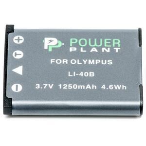 Аккумулятор к фото/видео PowerPlant Olympus Li-40B, Li-42B, D-Li63, D-Li108, NP-45, NP-80, NP-82 (DV00DV1090)