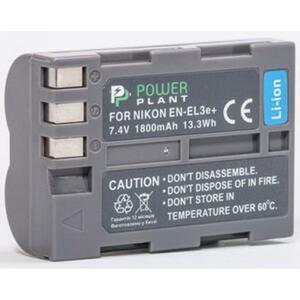 Аккумулятор к фото/видео PowerPlant Nikon EN-EL3e (DV00DV1159)