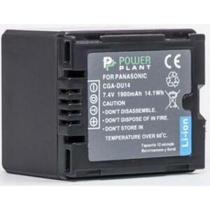 Аккумулятор к фото/видео PowerPlant Panasonic CGA-DU14 (DV00DV1182)