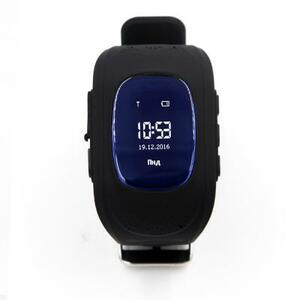 Смарт-часы GoGPS ME K50 Черные (K50BK)