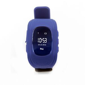 Смарт-часы GoGPS ME K50 Темно синие (K50DBL)
