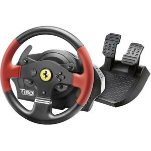 Руль ThrustMaster T150 Ferrari Wheel with Pedals (4160630)