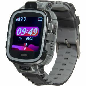Смарт-часы Gelius Pro GP-PK001 (PRO KID) Black/Silver Детские умные часы с GPS (Pro GP-PK001 (PRO KID) Black/Silver)