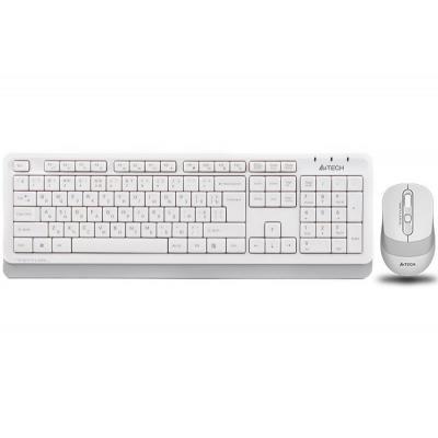 Комплект A4tech FG1010 White -