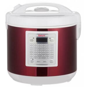 Мультиварка SATURN ST-MC9209 Red