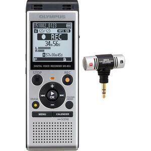 Цифровой диктофон OLYMPUS WS-852+ME51 Stereo Microphone (V415121SE010)