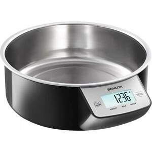Весы кухонные Sencor SKS 4030 BK (SKS4030BK)