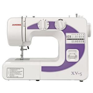 Швейная машина JANOME XV5
