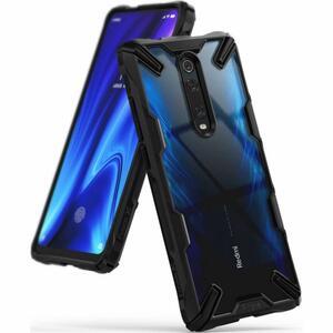 Чехол для моб. телефона Ringke Fusion X для XIAOMI Mi 9T Black (RCX4534)