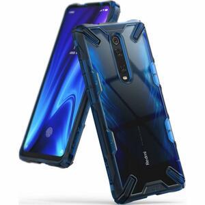 Чехол для моб. телефона Ringke Fusion X для XIAOMI Mi 9T Space Blue (RCX4536)