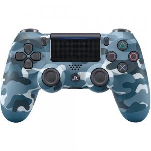 Геймпад Sony PS4 Dualshock 4 V2 Blue Camouflage