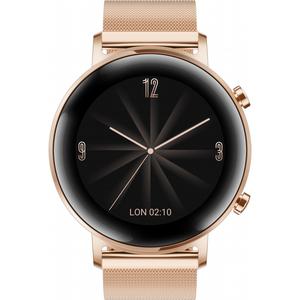 Смарт-часы Huawei Watch GT 2 42mm Refined Gold Elegant Edition (B19-B) (55024610)