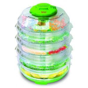 Сушка для овощей и фруктов SATURN ST-FP 0113-10 Green (ST-FP0113-10 Green)