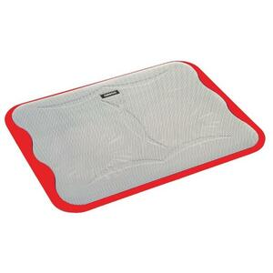 Подставка для ноутбука OMEGA Ice Cube Laptop Cooler Pad Red (OMNCPCBR)