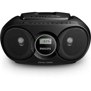 Магнитола Philips AZ215B Black (AZ215B/12)