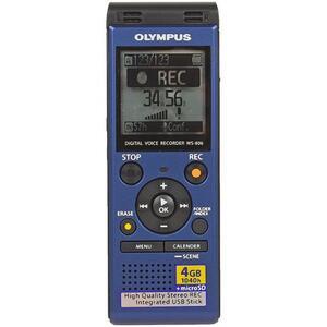 Цифровой диктофон OLYMPUS WS-806 Blue (4GB) (V415151UE000)