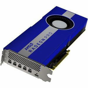 Видеокарта Radeon Pro W5700 8GB 5mDP+USBc HP (9GC15AA)