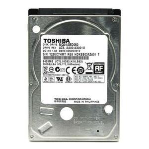 "Жесткий диск для ноутбука 2.5"" 500GB TOSHIBA (# MQ01ABD050 #)"
