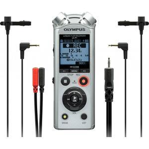 Цифровой диктофон OLYMPUS LS-P1 Interviewer Kit (V414141SE040)