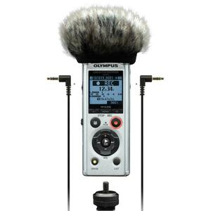 Цифровой диктофон OLYMPUS LS-P1 Videogapher Kit (V414141SE050)