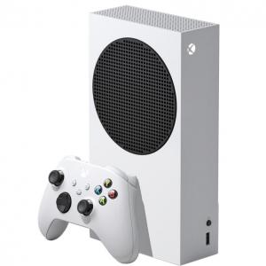 Игровая консоль Microsoft Xbox Series S 512GB + Xbox Game Pass Ultimate в подарок на 14 дней