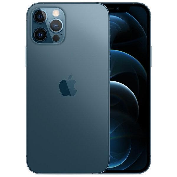 Смартфон Apple iPhone 12 Pro 128GB Dual Sim Pacific Blue (MGLD3) - Смартфон Apple iPhone 12 Pro 128GB Dual Sim Pacific Blue (MGLD3)