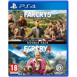FAR CRY4+FAR CRY5 PS4 UA